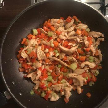 Heerlijke sweet chili recept met kip